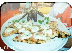 Pizza Planet – pizza pesce