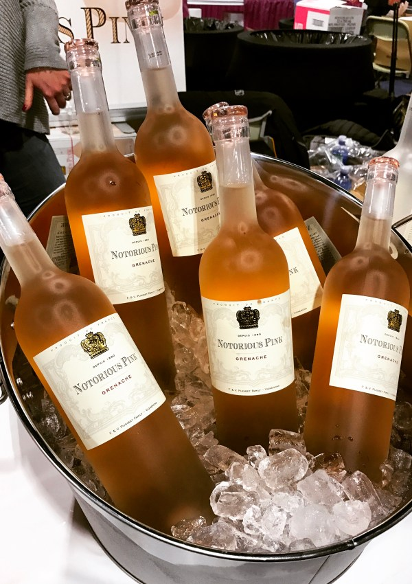 Boston Wine Expo 2017 Recap