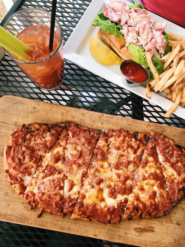 granite links tavern pizza lobster roll