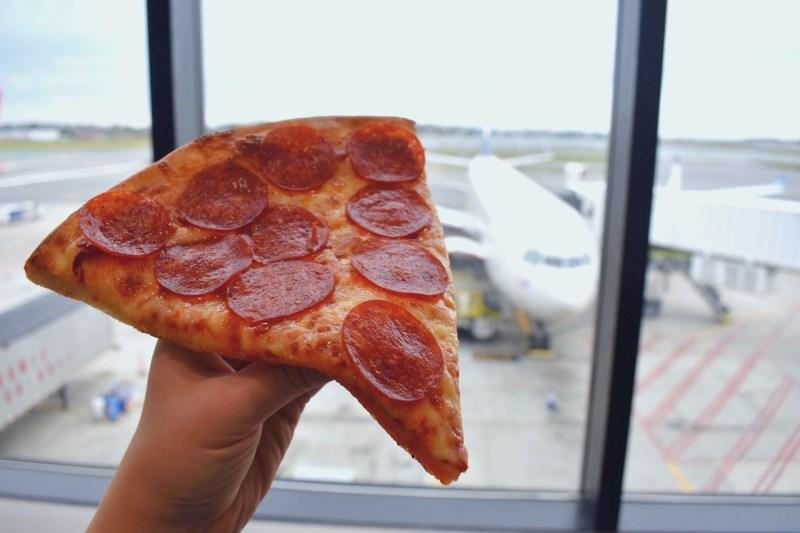 sbarro logan airport