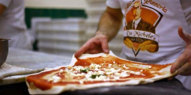 """Tra le più prestigiose scuole per pizzaiolo napoletane, c'è  """"Michele in the world"""""""