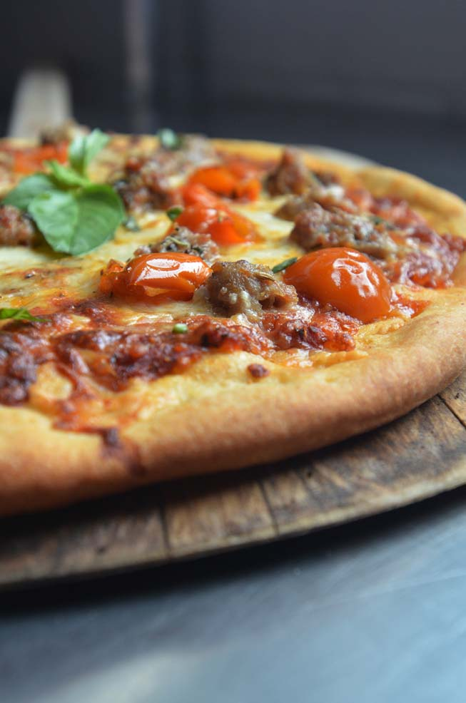 Trending Recipe How To Franken Sausage Pizza Today