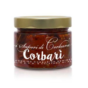 Pomodorino Corbarino in olio Evo e colatura di alici