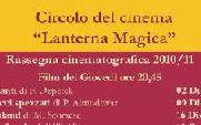 """20140129.Pizzo.La nuova rassegna """"Lanterna magica"""""""