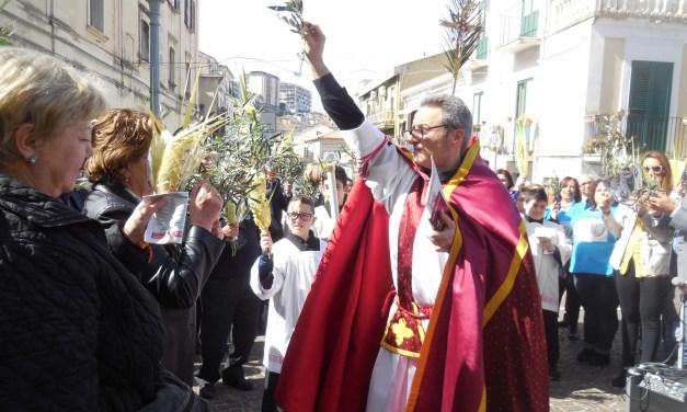 Processione e Benedizione delle Palme al Santuario di Pizzo