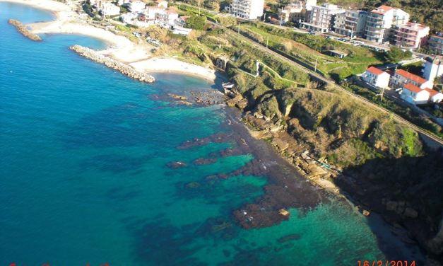 La spiaggia di Piedigrotta di Giorgio Zimatore