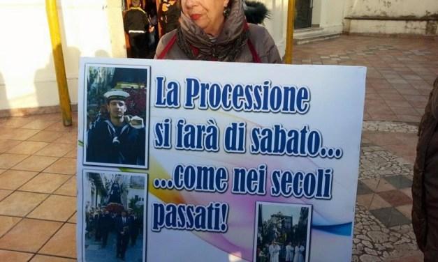 I Riti della Settimana Santa a Pizzo di Sara Pacifico con Tiziana Ceravolo Villella