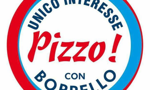 I santini dei candidati alla Lista Borrello