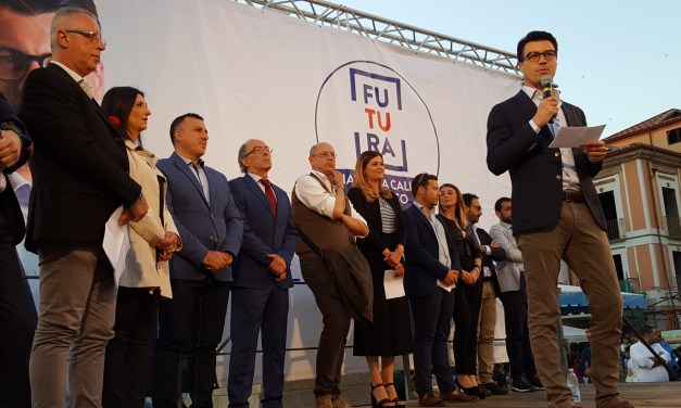 LISTA FUTURA PARLANO I CANDIDATI: GIANLUCA CALLIPO