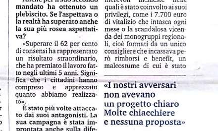 Callipo: Completeremo la rinascita di Pizzo