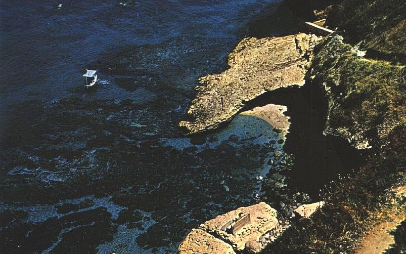 """La """"Laguna blu"""" di Pizzo… Centofontane, un video di Giorgio Zimatore"""