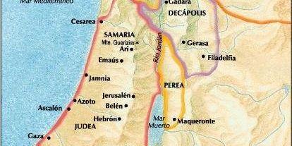 Trovati forse i resti di Betsaida era il villaggio degli Apostoli