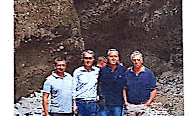 Visita nella riserva naturale di Valli Cupe