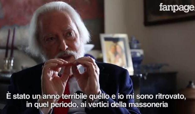 L'ex gran maestro: «La 'ndrangheta controlla le logge massoniche calabresi»