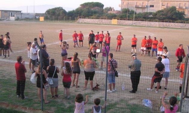 Il campo sportivo Vincenzo Tucci più moderno, sicuro e funzionale