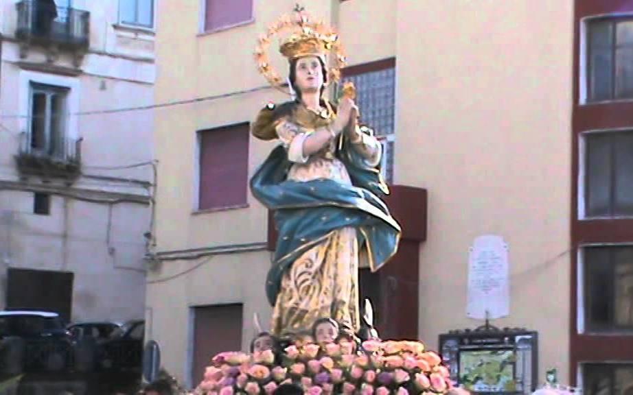 La Festa della Madonna Immacolata