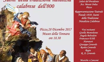 Suoni della tradizione natalizia calabrese dell'800