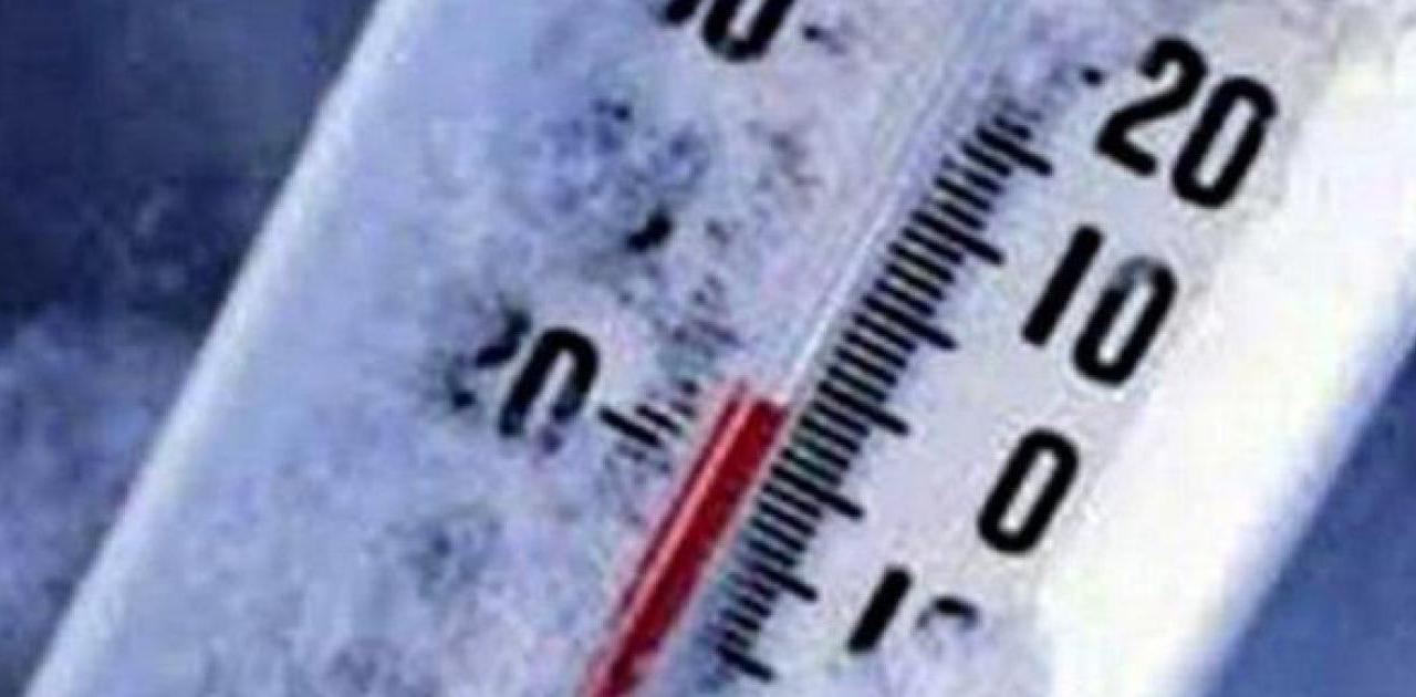 Meteo, nuova ondata di freddo: temperature sotto lo zero