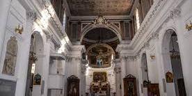 Il Presepe del Natale 2017 della Chiesa Matrice di San Giorgio Martire di Pizzo