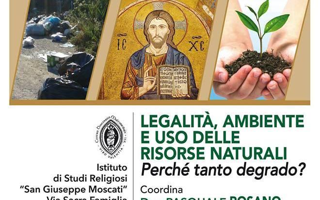 Legalità, ambiente ed uso delle risorse naturali