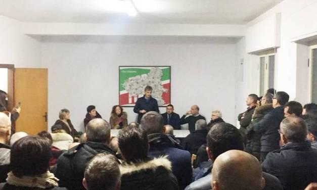 Politiche 2018 | Mangialavori capolista al Senato, l'entusiasmo di Forza Italia Giovani Vibo