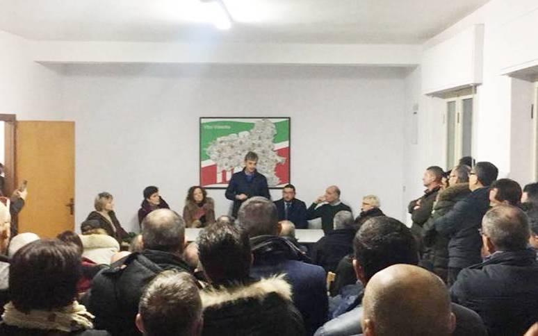 Politiche 2018   Mangialavori capolista al Senato, l'entusiasmo di Forza Italia Giovani Vibo