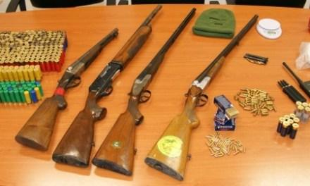 FOCUS | Oltre cinquantamila armi in circolazione nel Vibonese. Controlli a tappeto della polizia