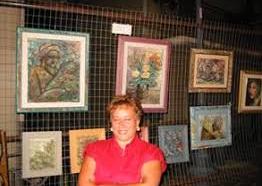 La pittura di Nicoletta AVERTA del 2010