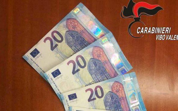 Sant'Onofrio, coniugi trovati in possesso di banconote false: denunciati – Zoom24