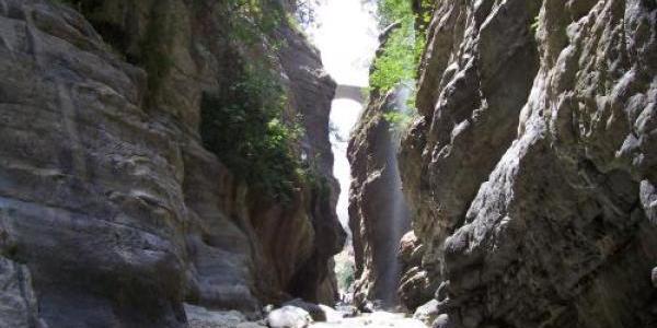 Sequestrato il canyon della morte