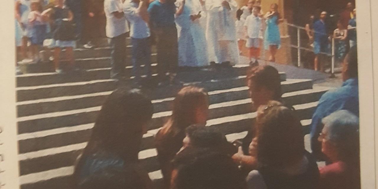 Acquaro. San Rocco, la processione si conclude con improperi contro don Saro Lamari