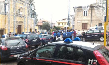 Arresto del boss durante processione a Zungri nel Vibonese il vescovo: «Fatto increscioso, non avrebbe dovuto verificarsi»