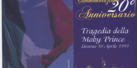 20° ANNIVERSARIO TRAGEDIA MOBY PRINCE