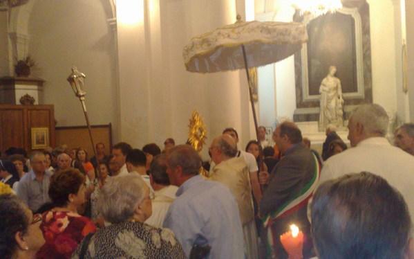 14 Giugno 2006 – Festa del Corpus Domini Foto di Giuseppe PAGNOTTA