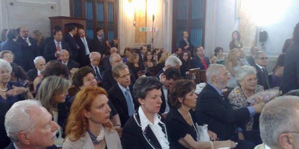 23 Maggio 2009 – La Murat Onlus al premio Sebetia Ter di Napoli Foto di Giuseppe PAGNOTTA