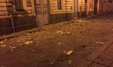 Terremoto di magnitudo 4.6 a Catania, notte insonne per i giocatori della Vibonese – Zoom24