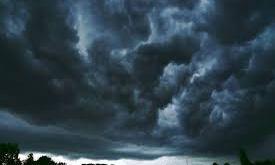 Maltempo: in arrivo temporali e venti di burrasca al sud