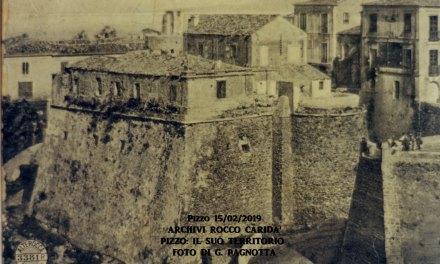 DESCRIZIONE DEL CASTELLO DI PIZZO NELLA REINTEGRA DEL 1694