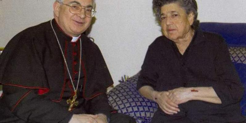 Beatificazione Natuzza Evolo, decisione a sorpresa del vescovo Il tribunale si riunirà alla Fondazione Cuore Immacolato