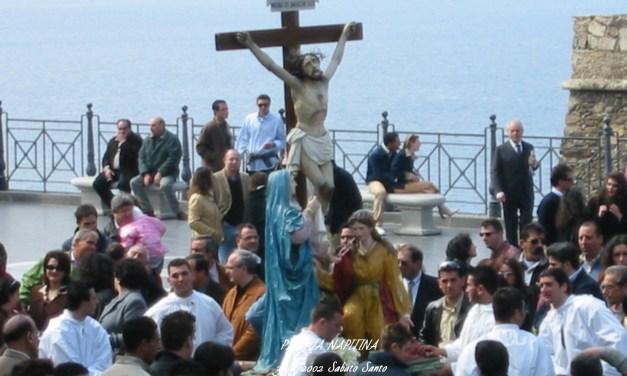 Processione degli Angelej del 2002