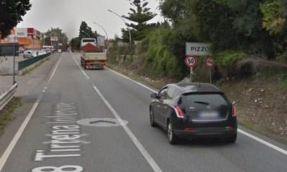 Auto vigili urbani di Pizzo senza assicurazione, sequestrata dai carabineri