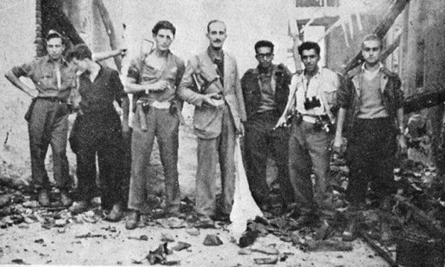 Storia del napitino Marincola, il partigiano che alla radio nazista urlò i valori della Resistenza