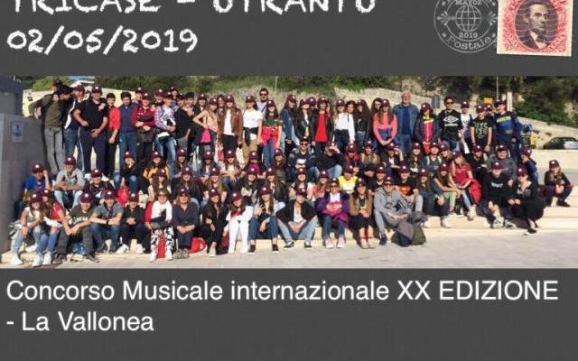 Gli alunni dell'Istituto Omnicomprensivo A.Anile di Pizzo Calabro hanno vinto un premio in occasione della XX edizione del concorso musicale internazionale La Vallonea