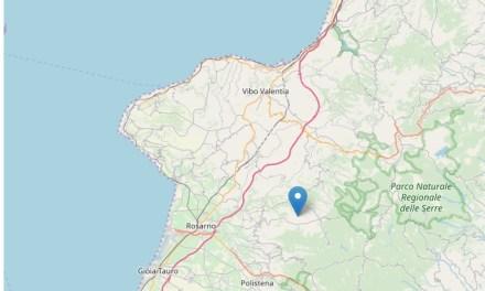 Trema ancora la terra tra le province di Vibo e Reggio, nuova scossa nelle Serre