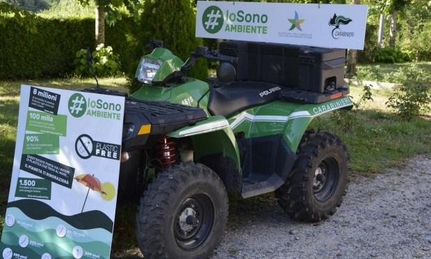 """Riciclo e difesa del territorio, a Pizzo la tappa del progetto """"Io sono ambiente"""""""