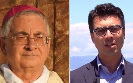 Attentato nel cantiere della chiesa, il vescovo: «Vigliacchi senza cuore»