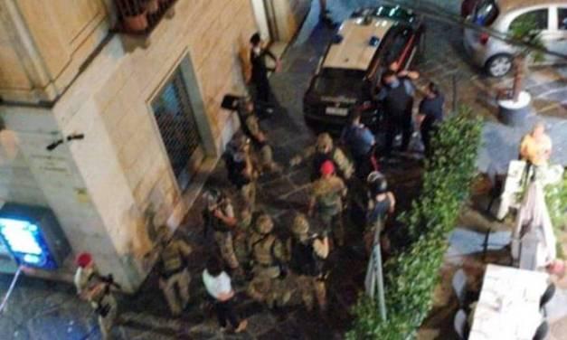 Scompare donna a Pizzo, ritrovata dopo un blitz dei carabinieri nella piazza affollata