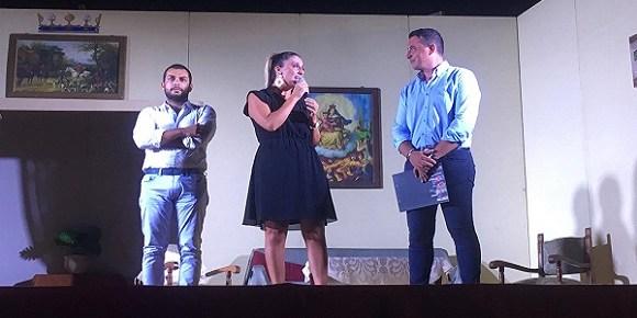 SOLIDARIETA' ED ARTE SI FONDONO A PIZZO: STASERA SERATA DI BENEFICENZA E SPETTACOLO TEATRALE