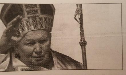 """Giovanni Paolo II su """"l'eremita penitente"""""""