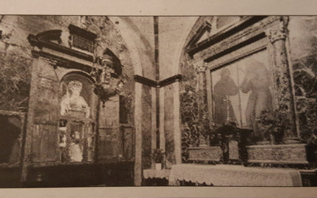 San Francesco e la Cappella delle reliquie